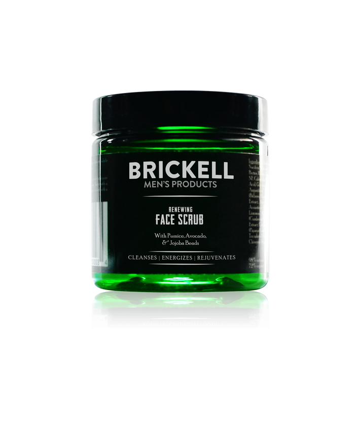 Brickell, Brickell Renewing Face Scrub 118ml