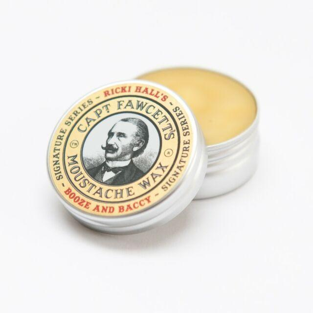Captain Fawcetts, Captain Fawcett's Moustache Wax by Ricki Hall