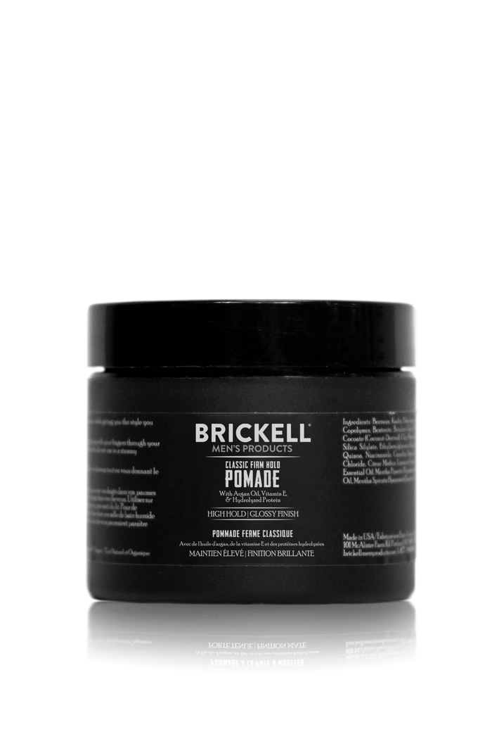 Brickell, Brickell Classic Firm Hold Gel Pomade 59ml