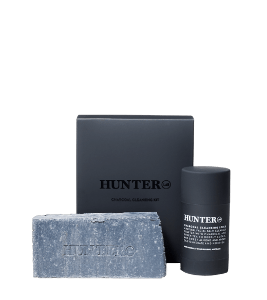 Hunter Lab, Hunter Lab Charcoal Cleansing Kit