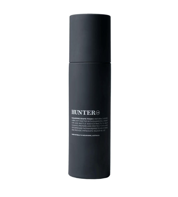 Hunter Lab, Hunter Lab Cleansing Shave Foam 200ml