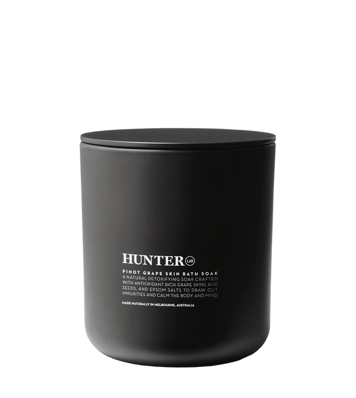 Hunter Lab, Hunter Lab Pinot Grape Skin Bath Soak 450g