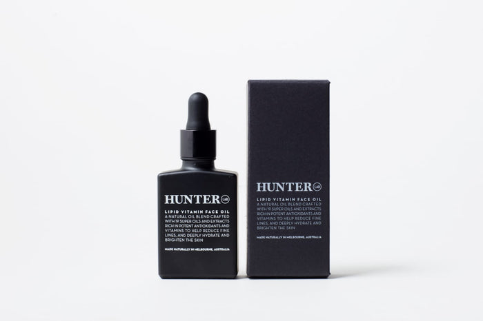 Hunter Lab, Hunter Lab Lipid Vitamin Face Oil 30ml