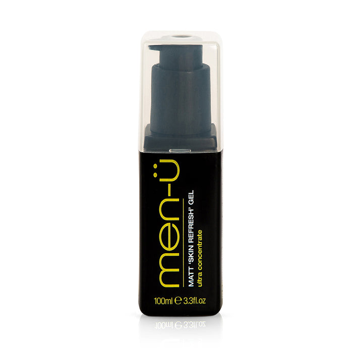 Men u, Men-U Matt Skin Refresh Gel 100ml