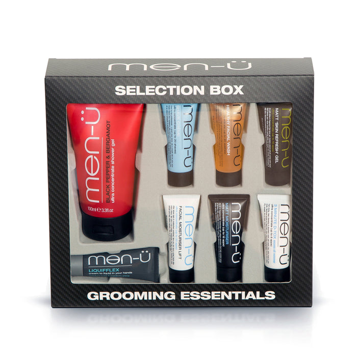 Men u, Men-U Selection Box Grooming Essentials