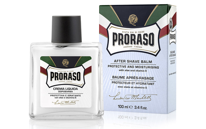 Proraso, Proraso After Shave Balm Aloe & Vitamin E 100ml