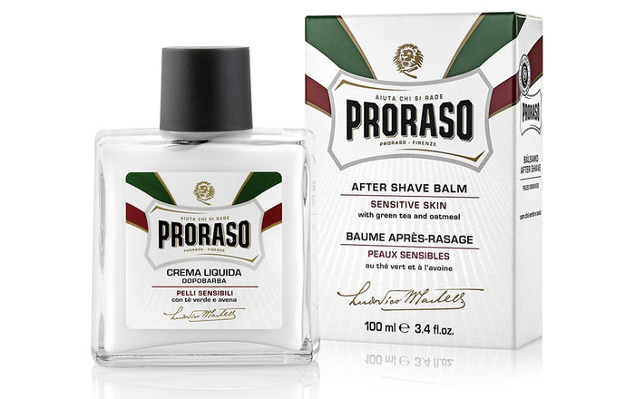 Proraso, Proraso After Shave Balm Green Tea & Oatmeal 100ml