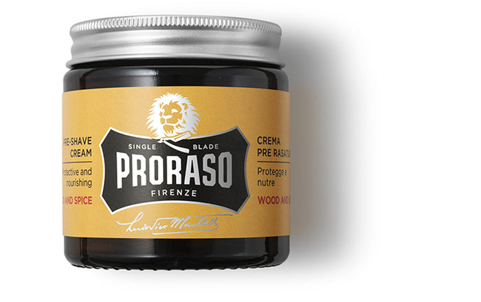 Proraso, Proraso Pre Shave Cream Wood & Spice 100ml