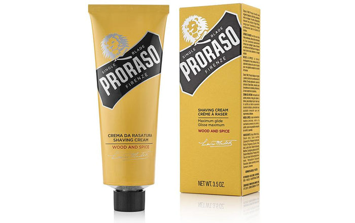 Proraso, Proraso Shaving Cream Wood & Spice 100ml