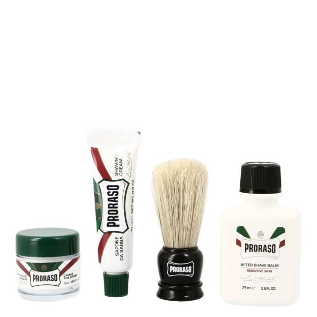 Proraso Travel Kit