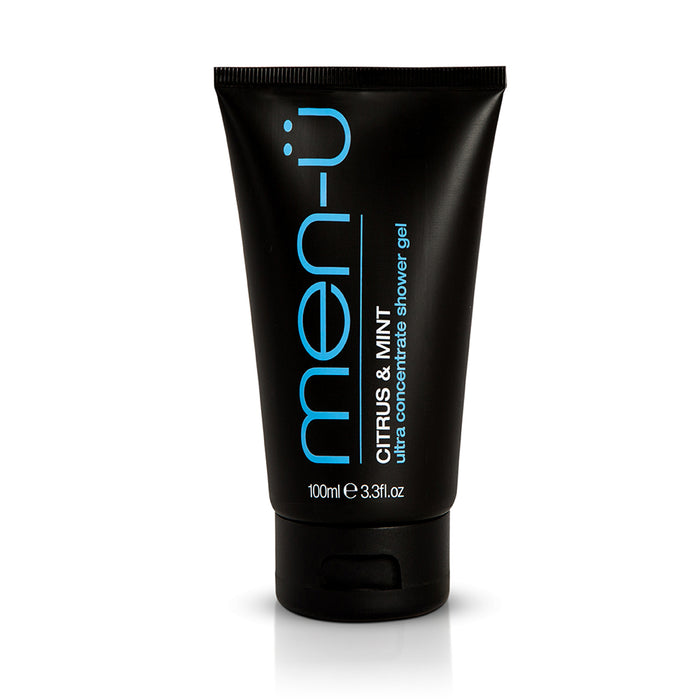 Men u, Men-U Ultra Concentrate Shower Gel Citrus & Mint 100ml