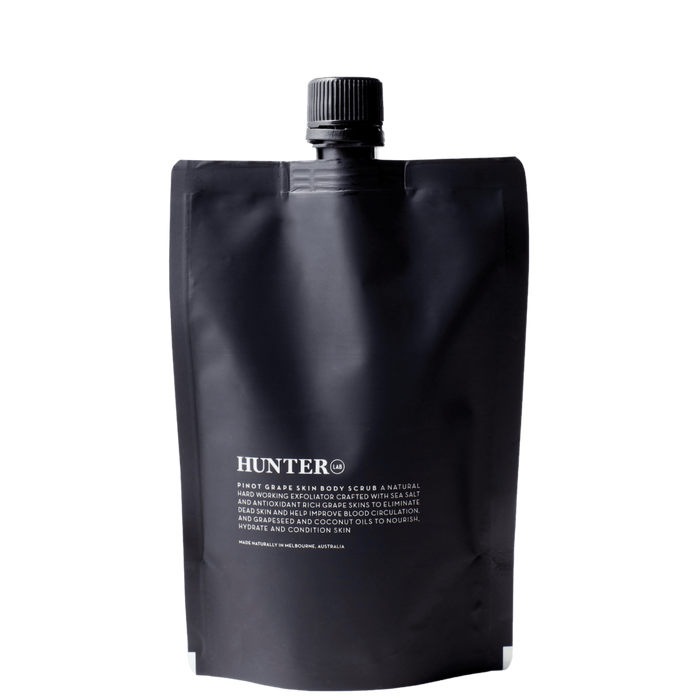 Hunter Lab, Hunter Lab Pinot Grape Skin Body Scrub 250g