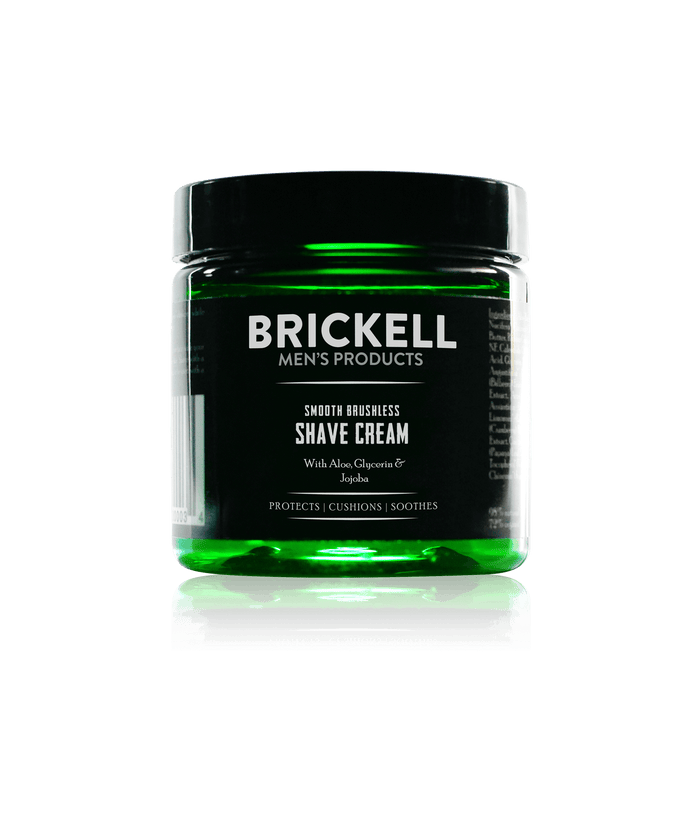 Brickell, Brickell Smooth Brushless Shave Cream 118ml