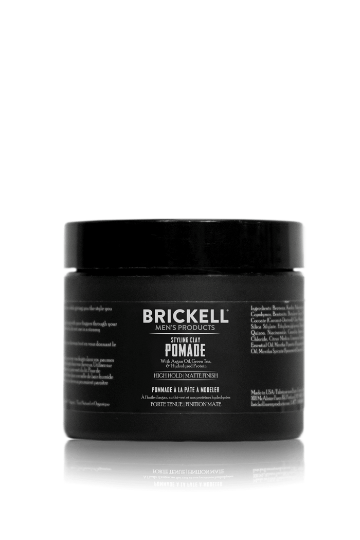 Brickell, Brickell Styling Clay Pomade 59ml