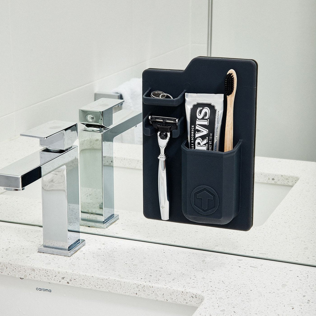 Tooletries, Tooletries The Harvey Toothbrush & Razor Holder
