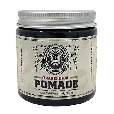 The Bearded Chap, The Bearded Chap Traditional Pomade 95g
