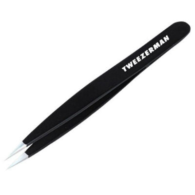 Tweezerman Point Tweezer Black