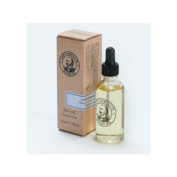 Captain Fawcetts, Captain Fawcett's Beard Oil 50ml