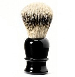 Shaving Brush 23MM Black Horn