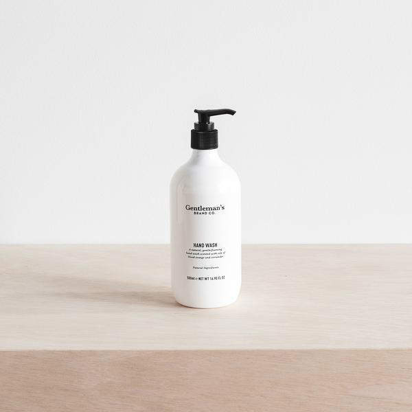 Gentlemans Brand Co, Hand Wash 500ml