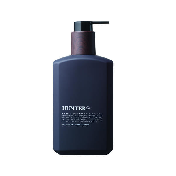Hunter Lab, Hand & Body Wash 550ml