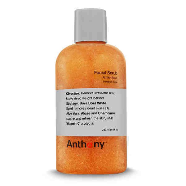Anthony Logistics, Anthony Facial Scrub 237ml