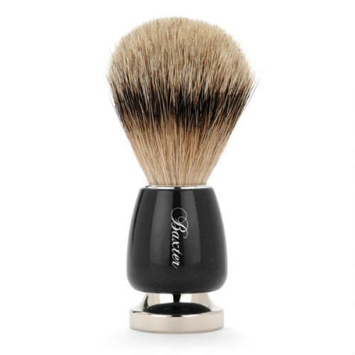 Baxter of California, Baxter Silver Tip Badger Hair Shave Brush