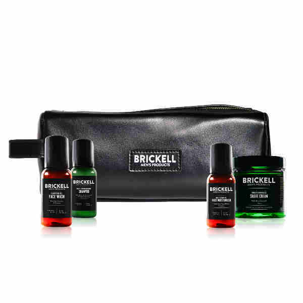 Brickell, Brickell Essential Travel Dopp Kit