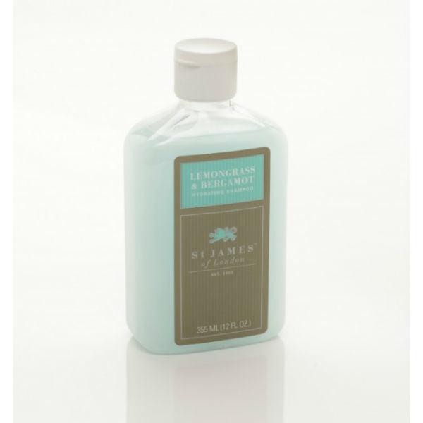 Lemongrass & Bergamot Hydrating Shampoo 355ml