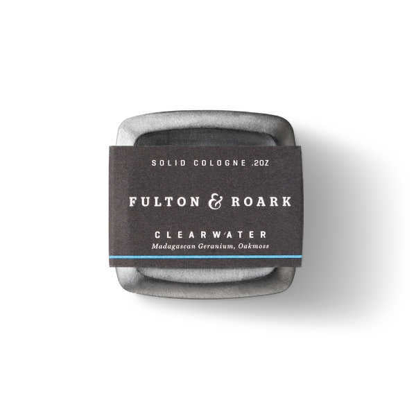Fulton and Roark, Clearwater - Solid Cologne