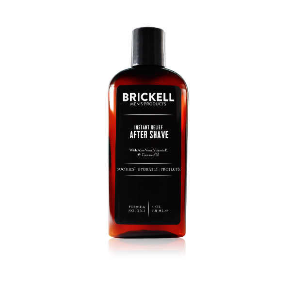 Brickell, Brickell Instant Relief Aftershave 118ml