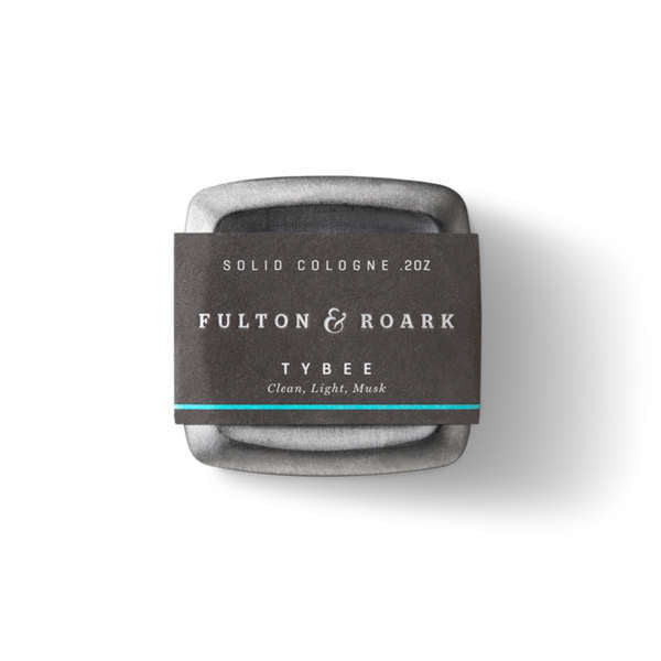Fulton and Roark, Fulton & Roark Solid Cologne Tybee