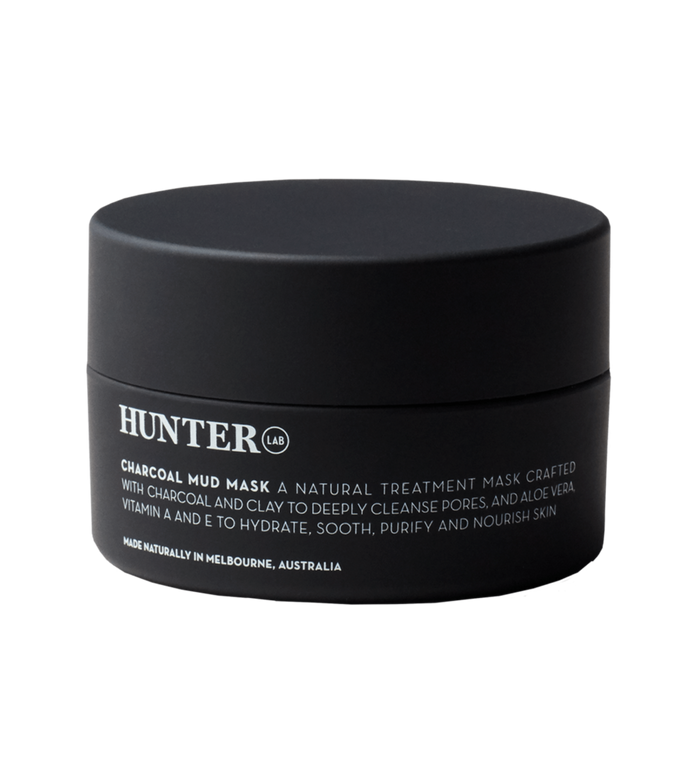 Hunter Lab, Hunter Lab Charcoal Mud Mask 65g