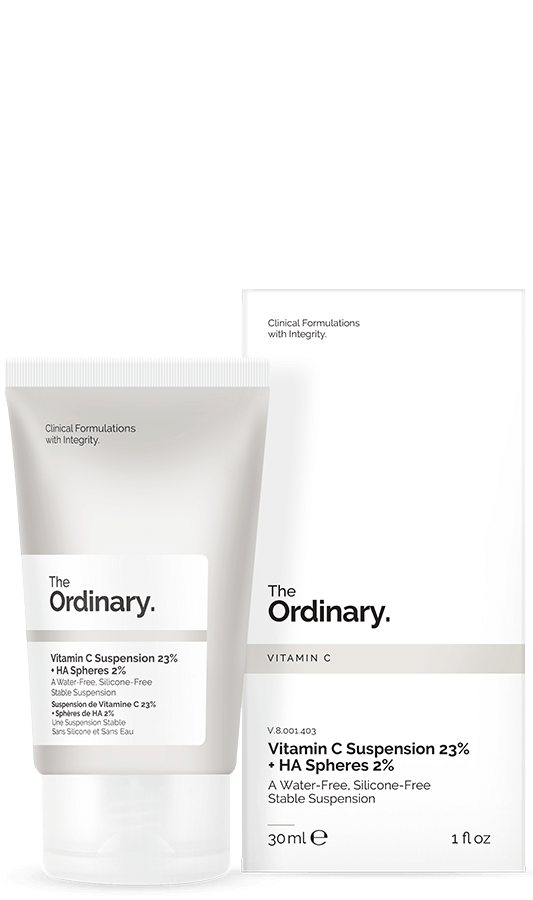 The Ordinary, The Ordinary Vitamin C Suspension 23% + HA Spheres 2% 30ml