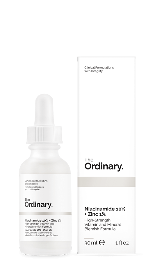 The Ordinary, The Ordinary Niacinamide 10% + Zinc 1% 30ml