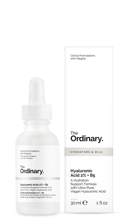 The Ordinary, The Ordinary Hyaluronic Acid 2% + B5 30ml