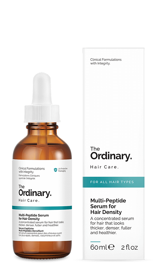The Ordinary, The Ordinary Multi-Peptide Serum for Hair Density 60ml