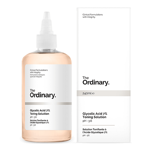 The Ordinary, The Ordinary Glycolic Acid 7% Toning Solution 240ml