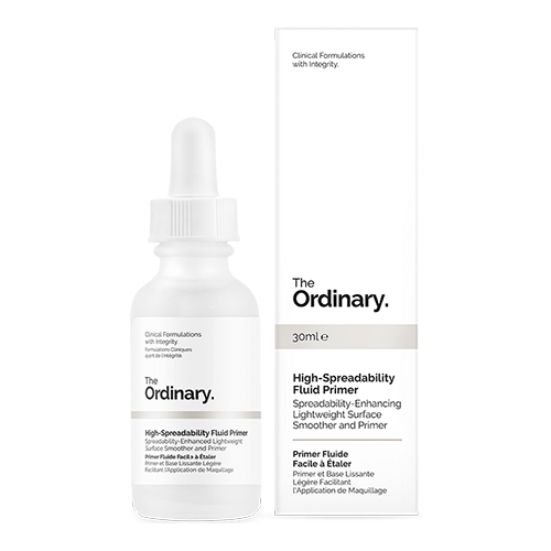 The Ordinary, The Ordinary High Spreadability Fluid Primer 30ml