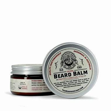 The Bearded Chap, The Bearded Chap Original Beard Balm 100g