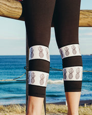 Pineapple Express 7/8 Length Tights - Newton Fit