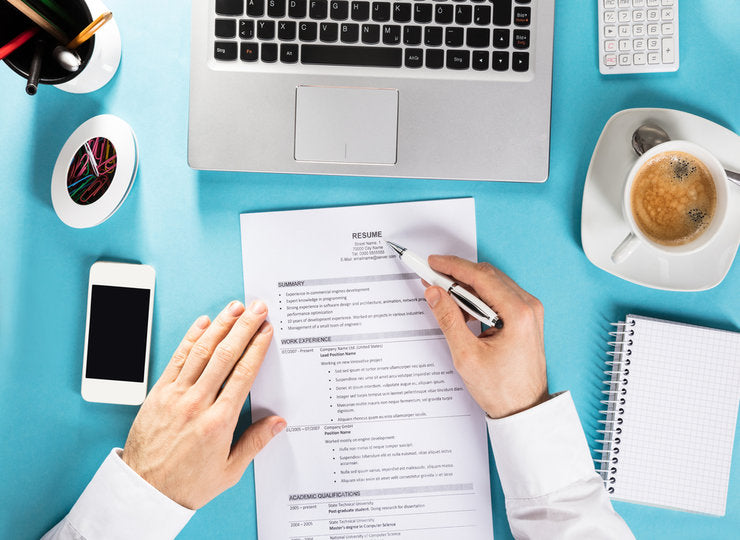Professional Resume Writing – Growing Ambitions
