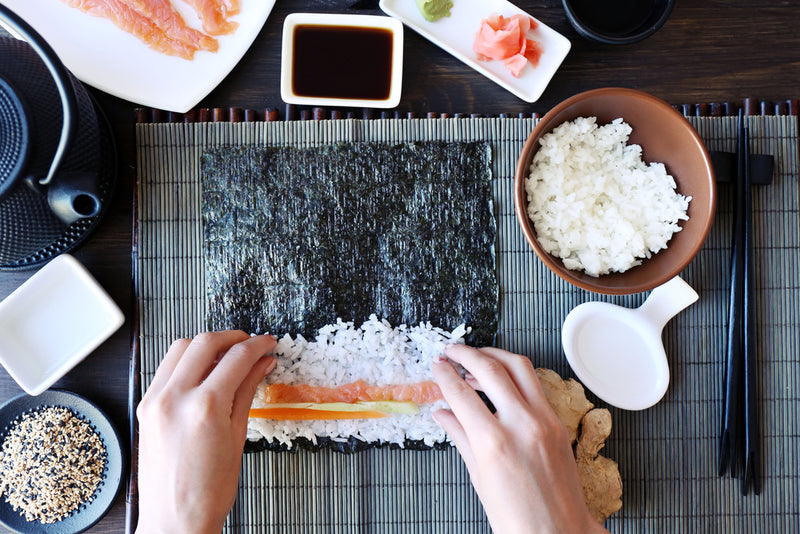 How to Create the Perfect Sushi Making Kit