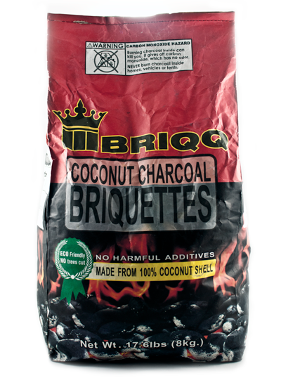 3 KINGS Coconut Charcoal Briquettes - Coming Soon