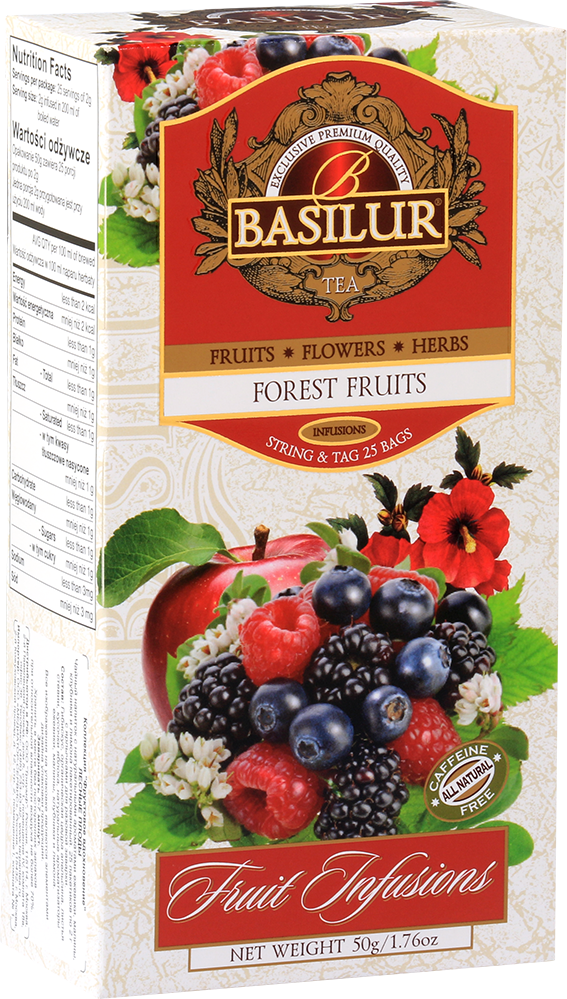 Fruit Infusion – Forest Fruits Tea