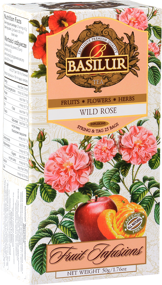 Fruit Infusion – Wild Rose Tea