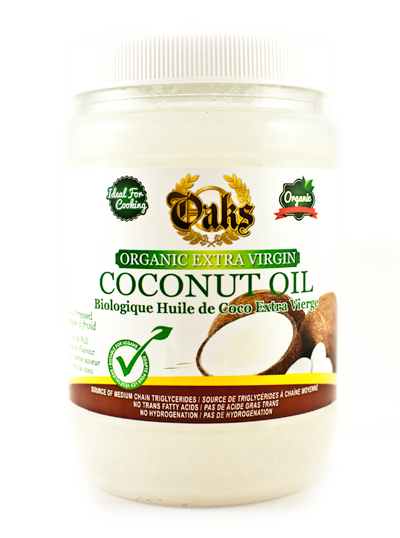 superfruit coconut oil