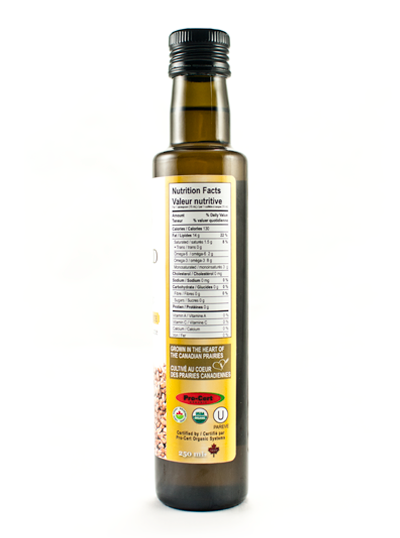 Oaks Organic Flaxseed Oil