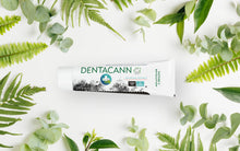 Dentifrice naturel Dentacann Annabis 100 ml