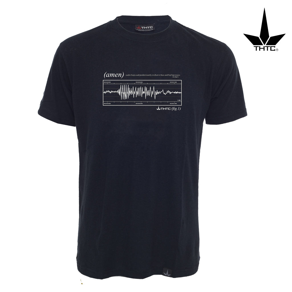 T-Shirt en chanvre THTC Amen | Green Doctor